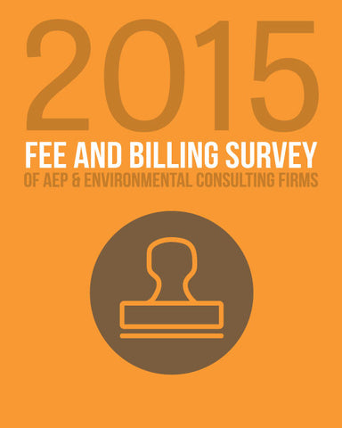 2015 Fee and Billing Survey