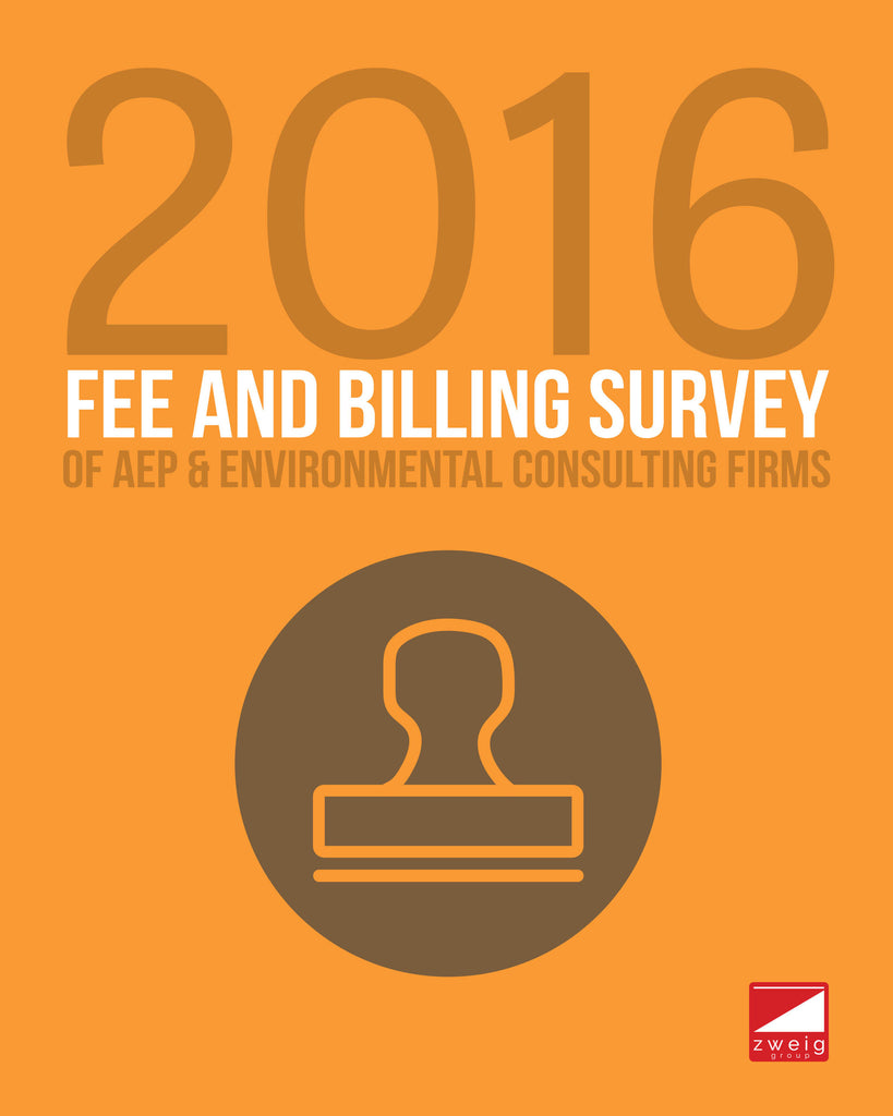 2016 Fee & Billing Survey