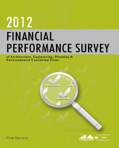 2012 Financial Performance Survey