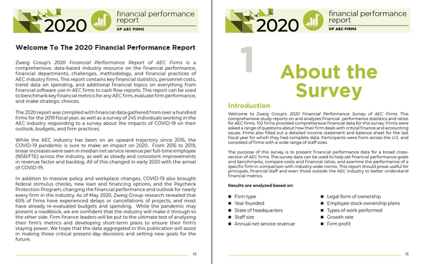 2020 Financial Performance Survey Report