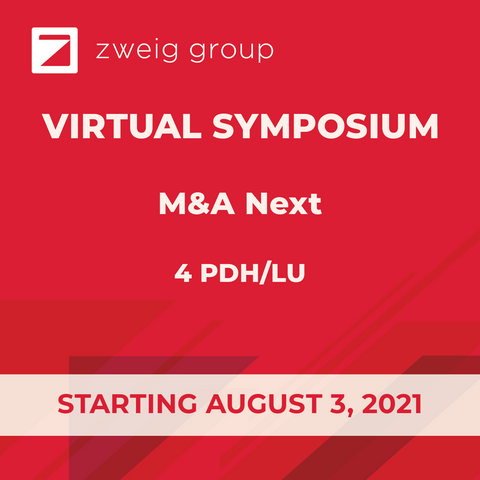 M&A Next - VIRTUAL SYMPOSIUM (Starting October 22, 2020)
