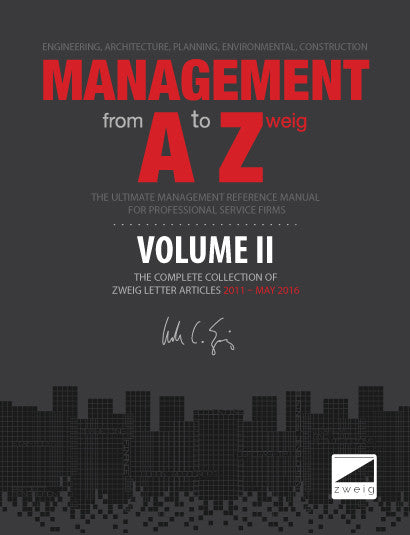 Management from A to Zweig, Volume 2 - NEW CONTENT