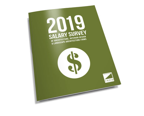 2019 Salary Survey of Architecture, Interior Design & Landscape Architecture Firms