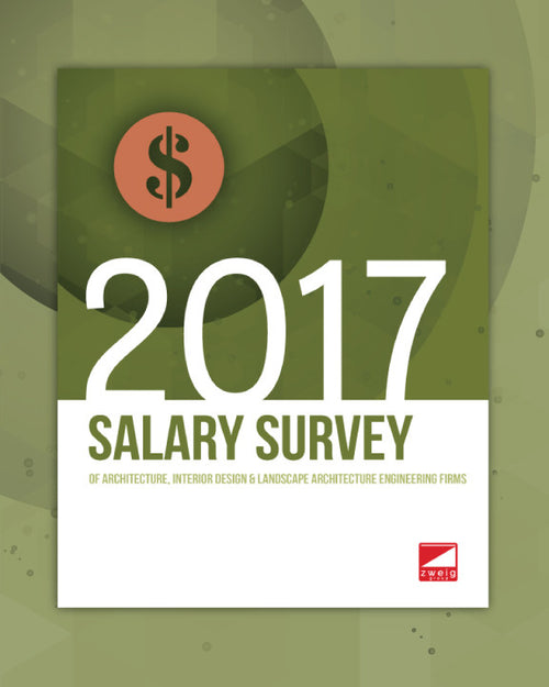 2017 Salary Survey Of Architecture Interior Design Landscape Archit Zweig Group Store