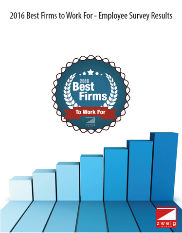 2016 Best Firms to Work For - Employee Survey Results