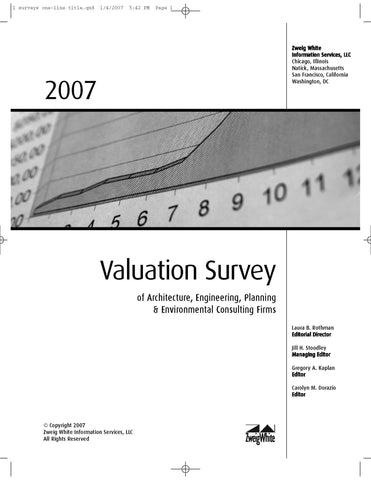 2007 Valuation Survey