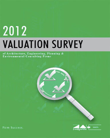 2012 Valuation Survey