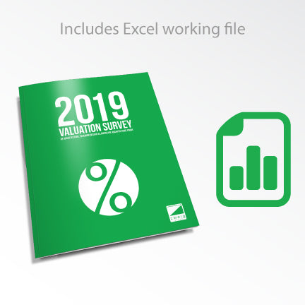 2019 Valuation Survey Benchmarking Package - with Excel working file