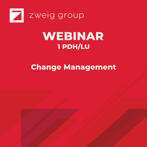Change Management Webinar