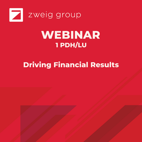 Driving Financial Results Webinar
