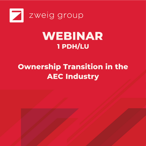 Ownership Transition in the AEC Industry On-Demand Webinar