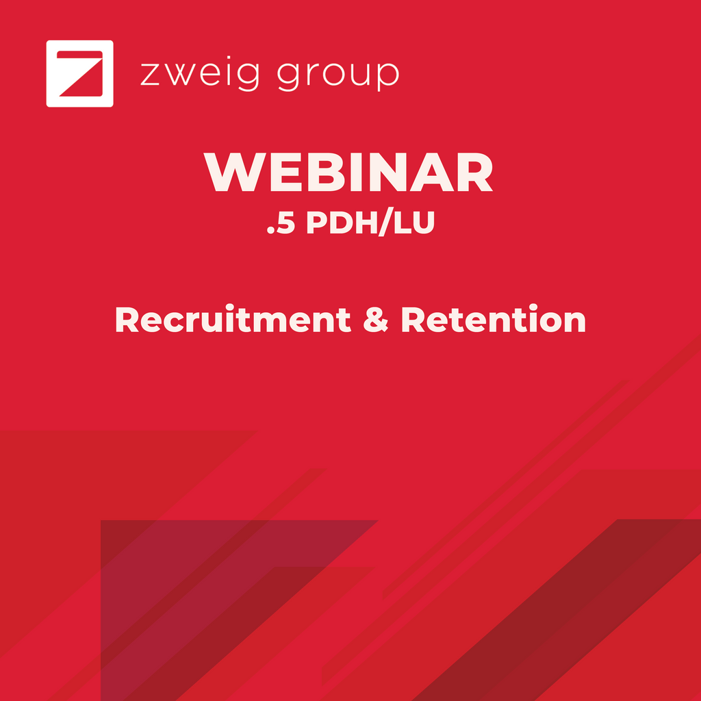 Recruitment & Retention On-Demand Webinar