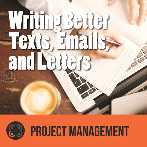Episode 3 - Writing Better Texts, Emails, and Letters