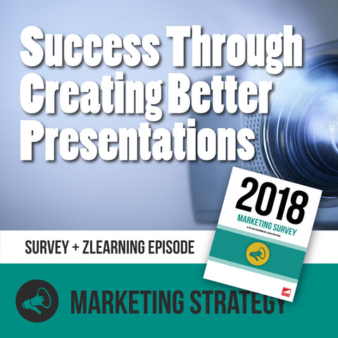 2018 Marketing Survey + ZLearning Episode 4 Bundle