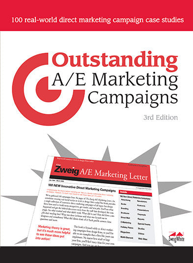 Outstanding AEC Marketing Campaigns, 3rd Edition