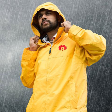 Hot Firm Seattle Slicker Rain Jacket