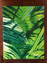 Atlantic Street Palms Study