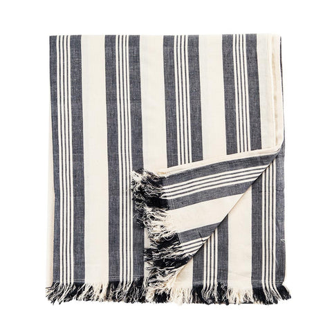 Boardwalk Blanket with Fringe