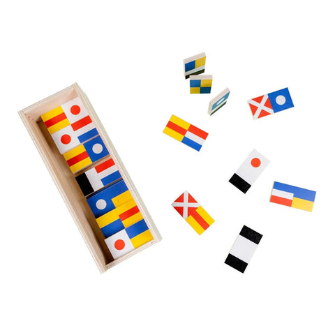 Flag Dominoes