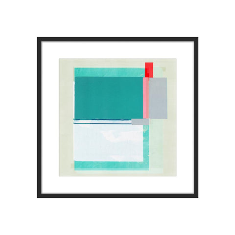 Abstract Composition 348 by Jesus Perea for Artfully Walls