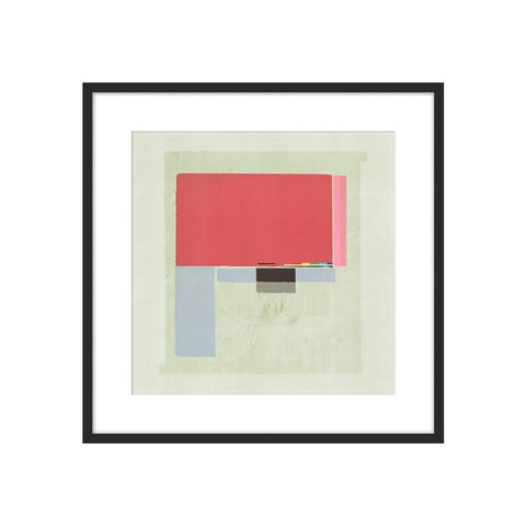 Abstract Composition 349 by Jesus Perea for Artfully Walls