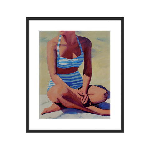 Beach Sunshine by T.S. Harris for Artfully Walls