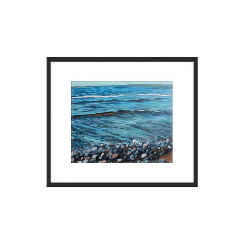 Good Harbor Bay by Carolyn Damstra for Artfully Walls