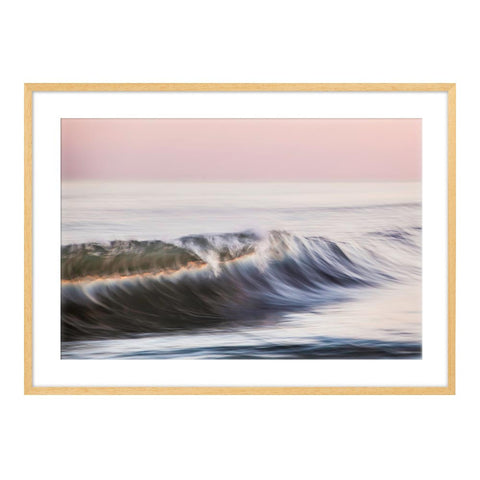 Pink Sunset by Greg Anthon for Artfully Walls
