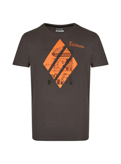 World of Tanks Tiger I Tech T-shirt