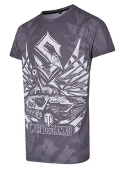 World of Tanks Sabaton T-Shirt Poly-Mesh