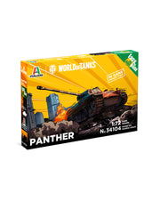 World of Tanks Model Kit Panther Fast Assembly (1:72)