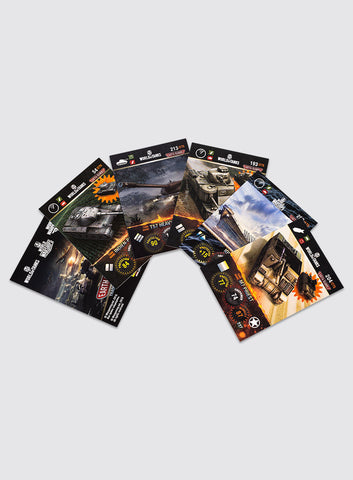 World of Tanks Trading Cards Booster