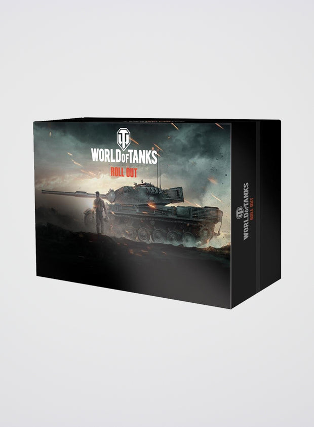 World of Tanks Collector's Edition – Wargaming Store Europe