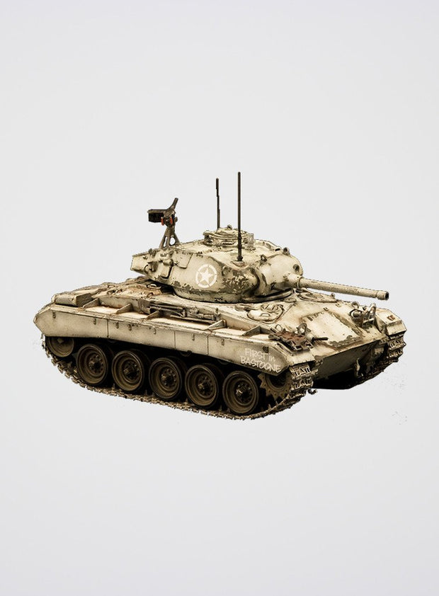 World of Tanks Model Kit M24 Chaffee (1:35) – Wargaming