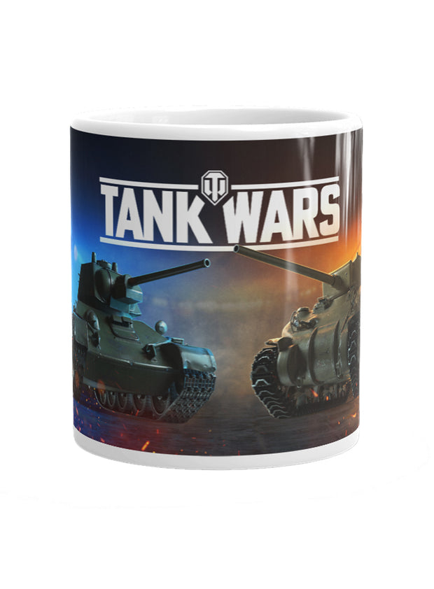 World of Tanks Mug Tank Wars