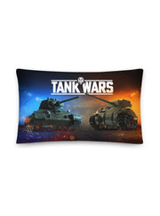World of Tanks Pillow Tank Wars