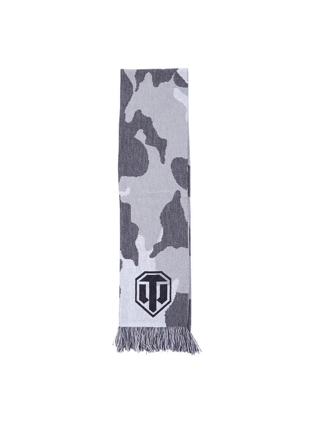 World of Tanks Classic Scarf Snow Camo