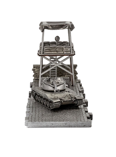 World of Tanks Diorama Bat.-Châtillon 25 t