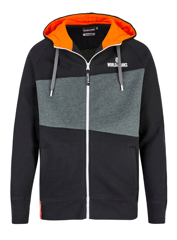 World of Tanks Premium Asymmetric Hoodie