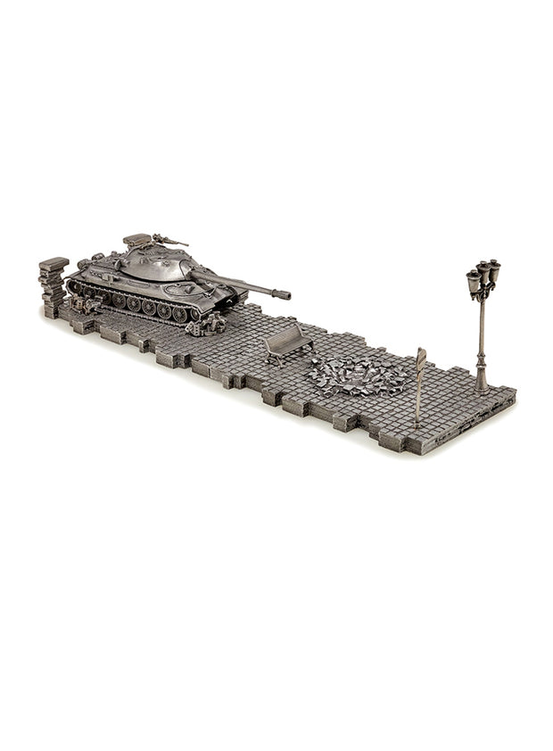 World of Tanks Diorama IS-7