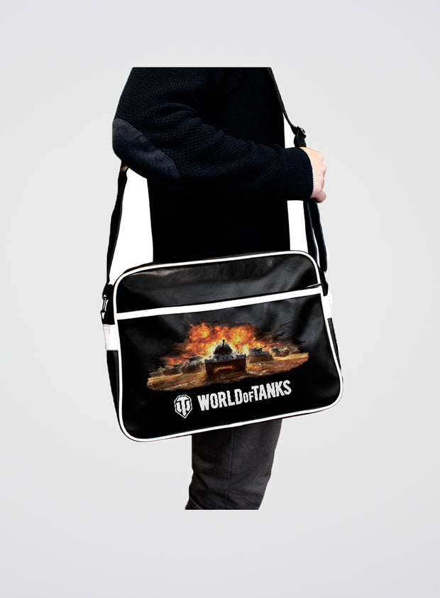 World of Tanks Roll Out Messenger Bag