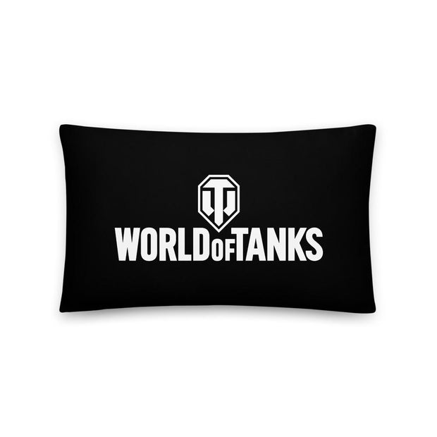 World of Tanks Pillow Italian Brawlers
