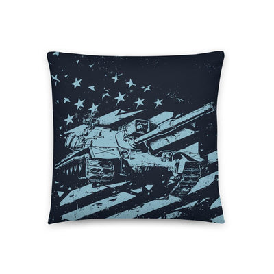 World of Tanks USA Flag Pillow