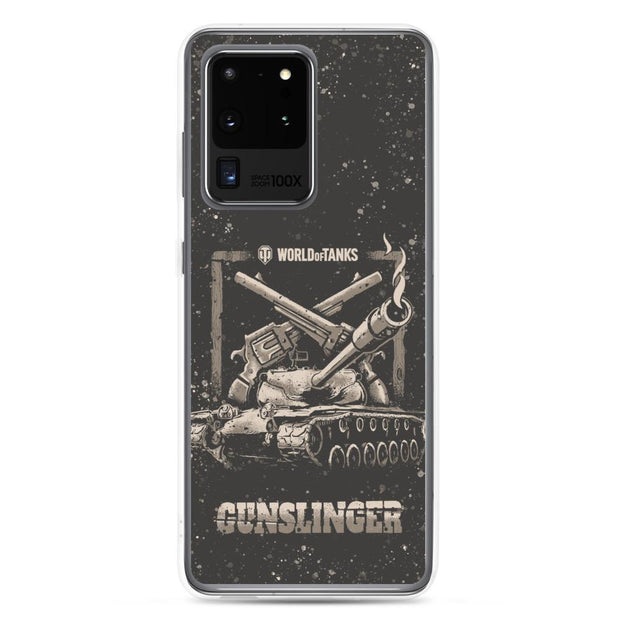 World of Tanks National Samsung Case USA Gunslinger