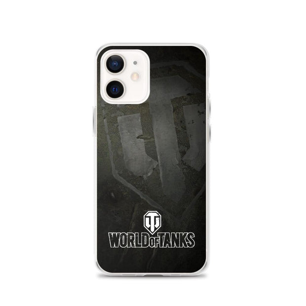World of Tanks Classic iPhone Case Vintage Logo