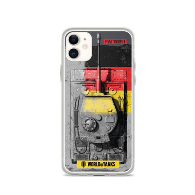 World of Tanks National iPhone Case GER Tiger 1