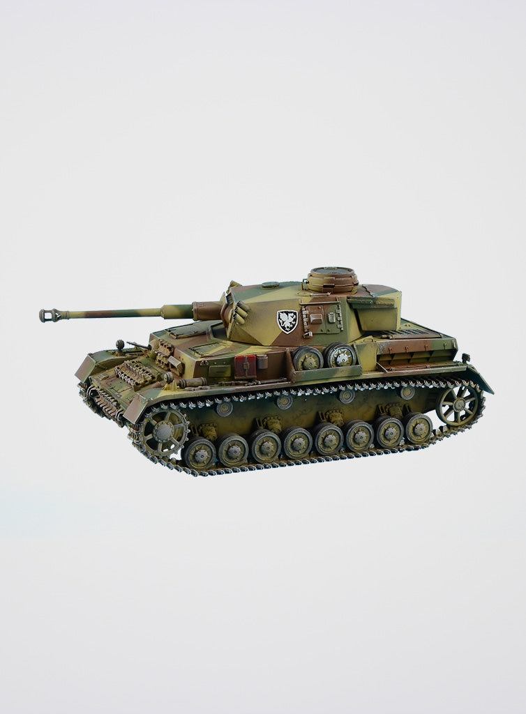 World Of Tanks Panzer Iv Modellbausatz 1 35 Wargaming Store