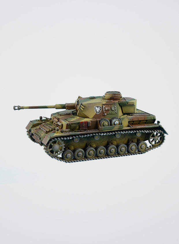 World of Tanks Panzer IV Tank Model Kit (1:35)