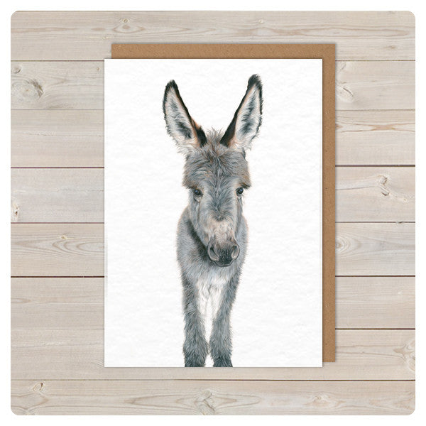 'I'm all Ears' Notecards - Harebell Designs