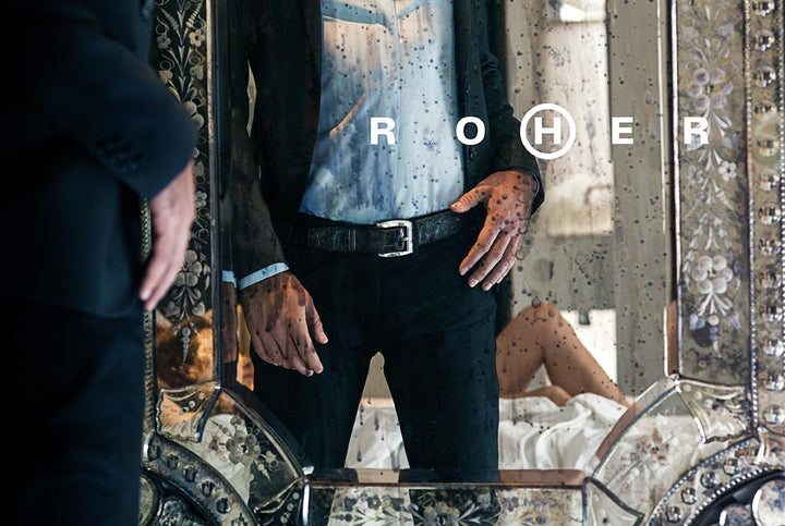 Introducing The 2013 Roher Mens Belt Collection
